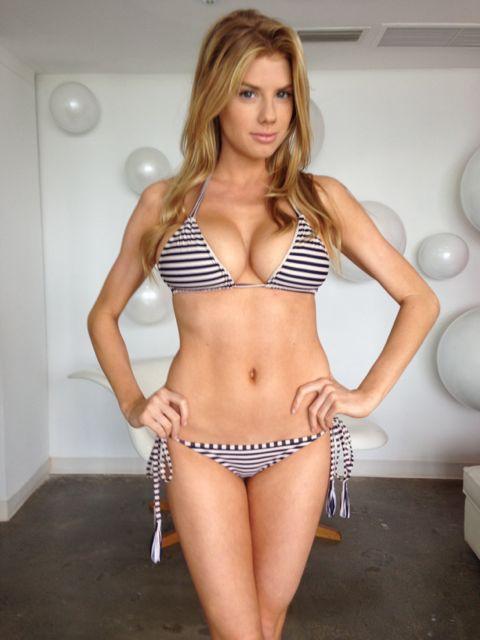 Charlotte-McKinney-Bikini-1