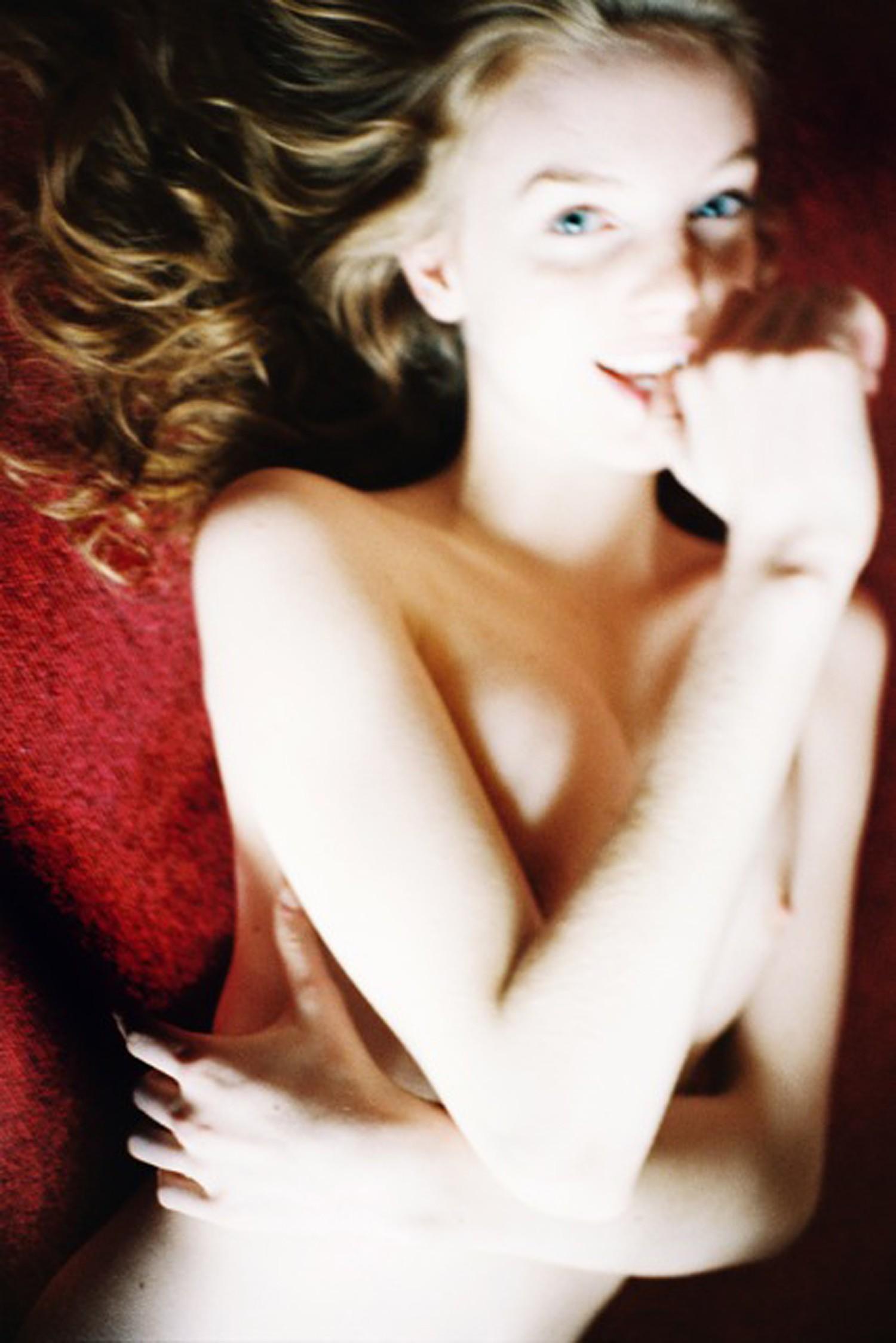 nude mature women in art