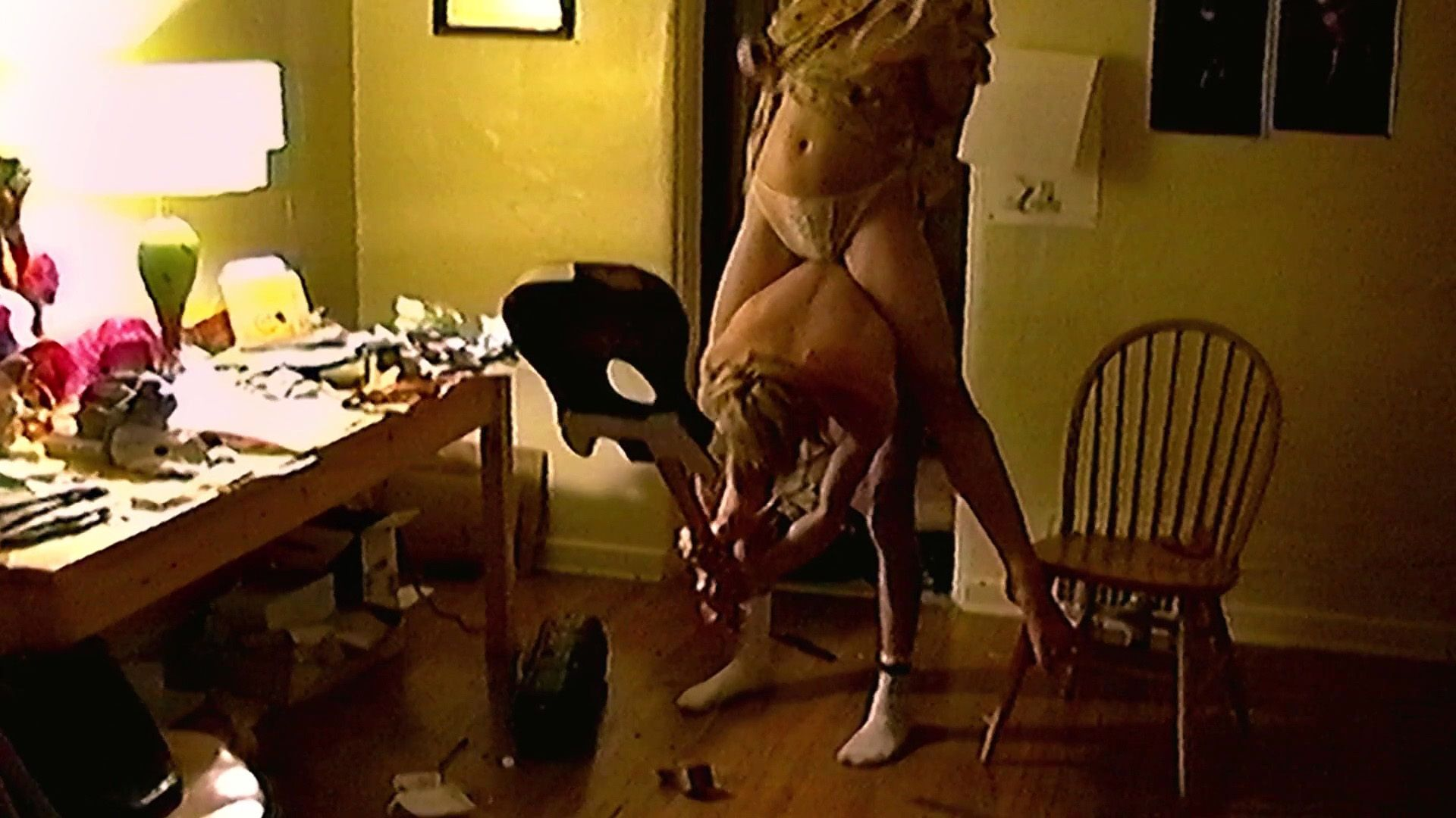 Courtney Love Nude – Kurt Cobain: Montage of Heck (2015) HD 1080p