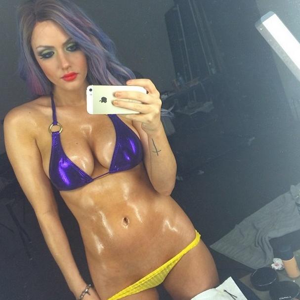 Gabi Grecko Sexy (7 Photos)