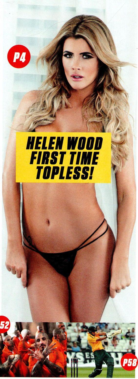 Wood  nackt Helen San Diego
