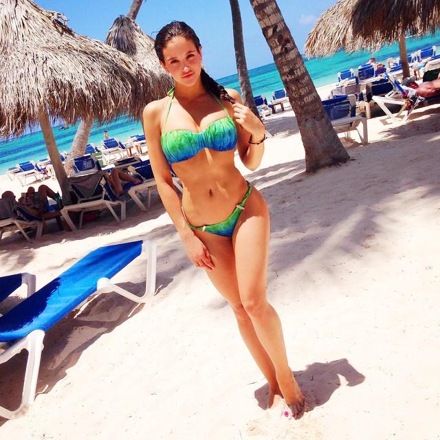 Jaclyn Swedberg in Bikini (8 Photos)