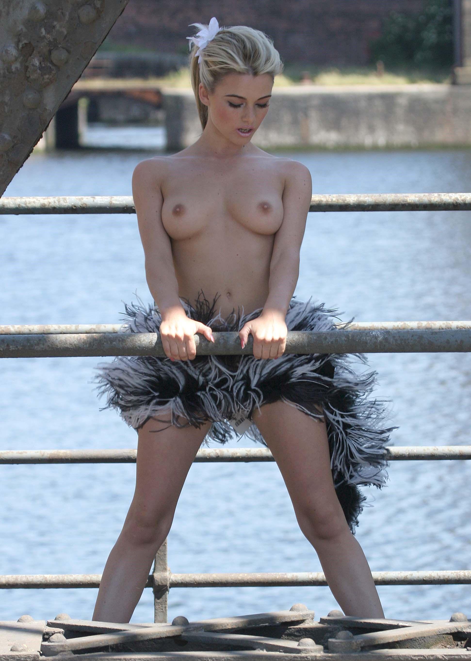Katie downes topless 7 photos