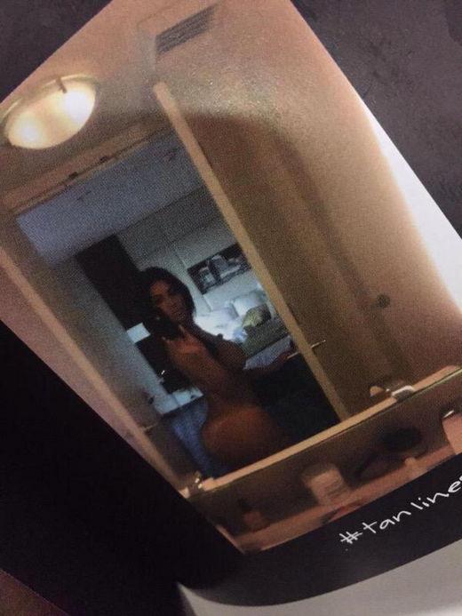 Kim Kardashian Nude (4 New Photos)