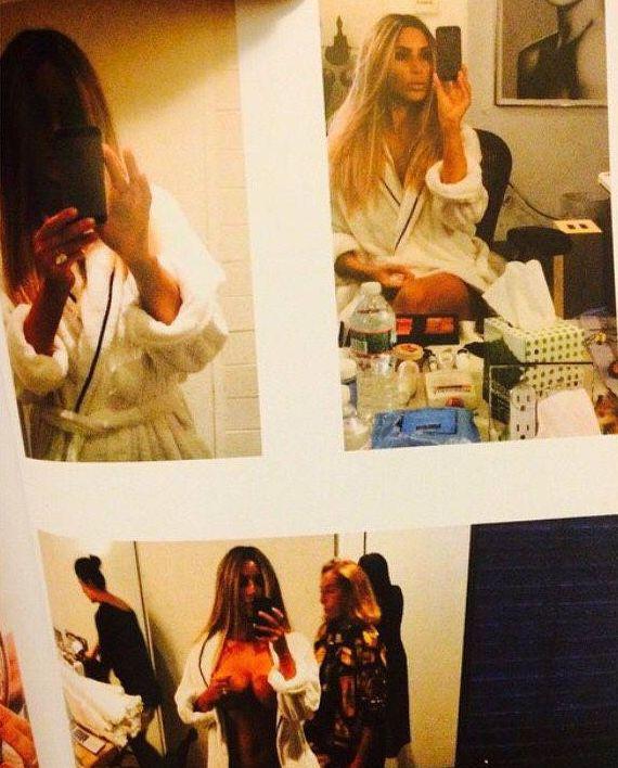 Kim Kardashian Leaked (11 New Photos)