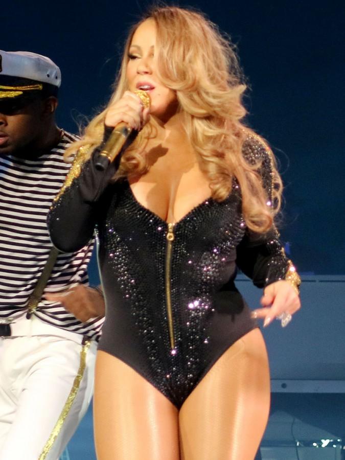 Mariah Carey Sexy (9 Photos)
