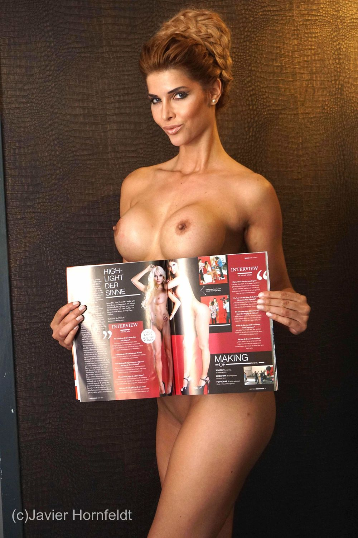 Micaela Schäfer Naked (8 Photos)