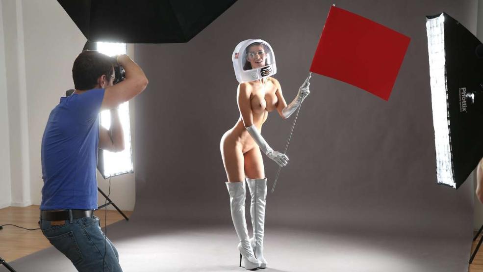 Michaela Schäfer Video
