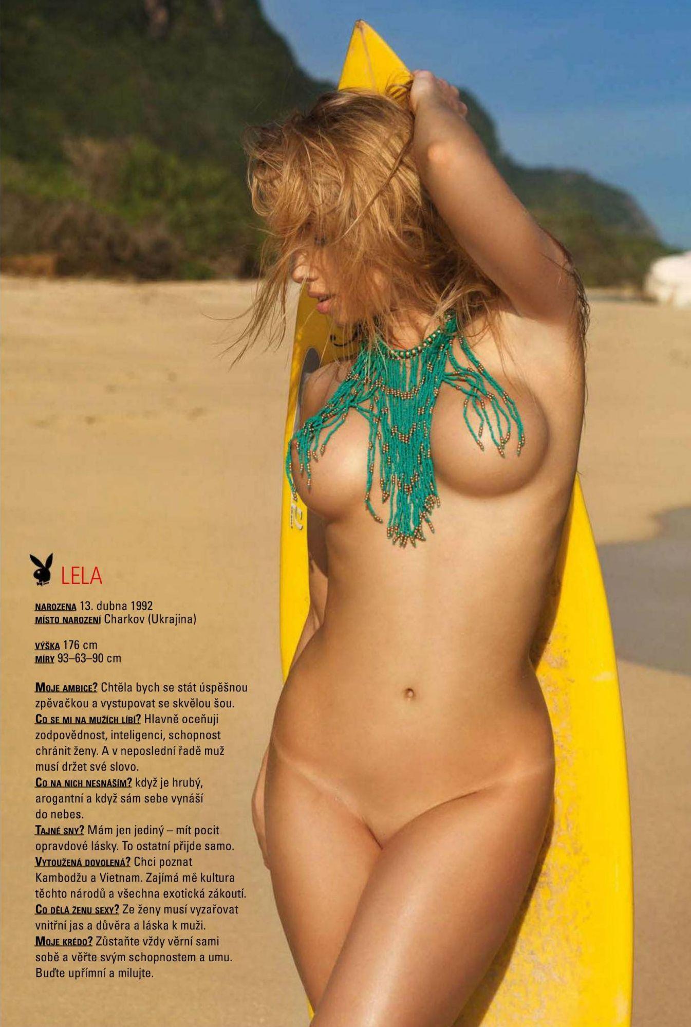 Olga Tretjacenko Nude (10 Photos)