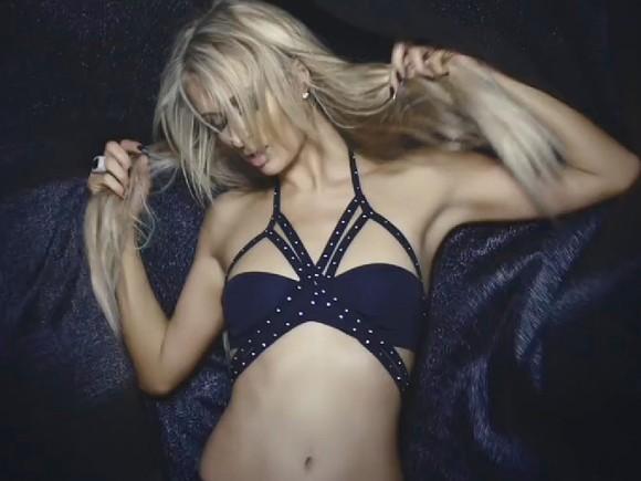 Paris Hilton in Lingerie (9 Photos)
