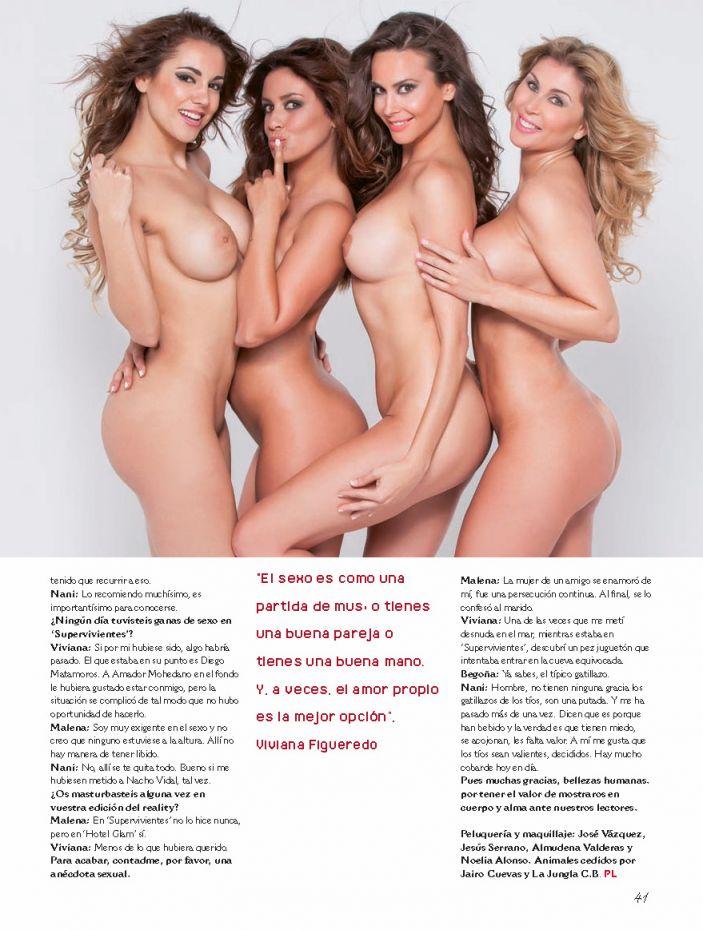 Viviana Figueredo Nude (11 Photos)