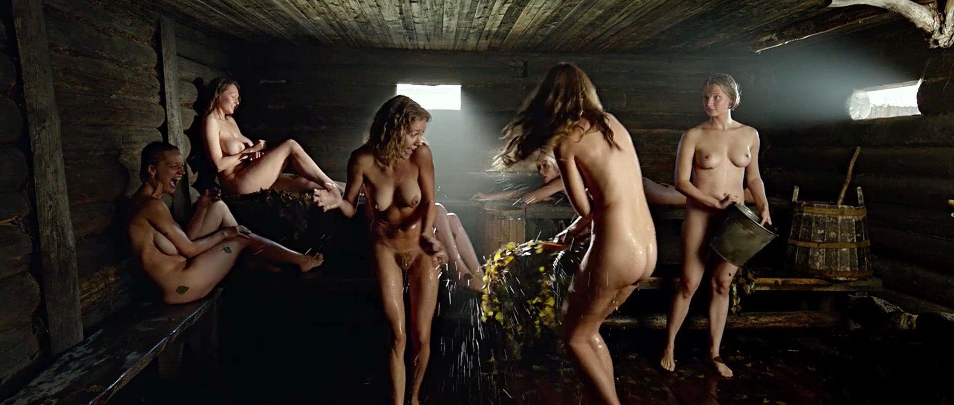 Сцены с голыми актерами из фильмов видео