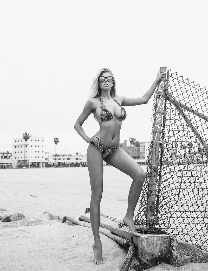 Charlotte Mckinney in Bikini (13 Photos)