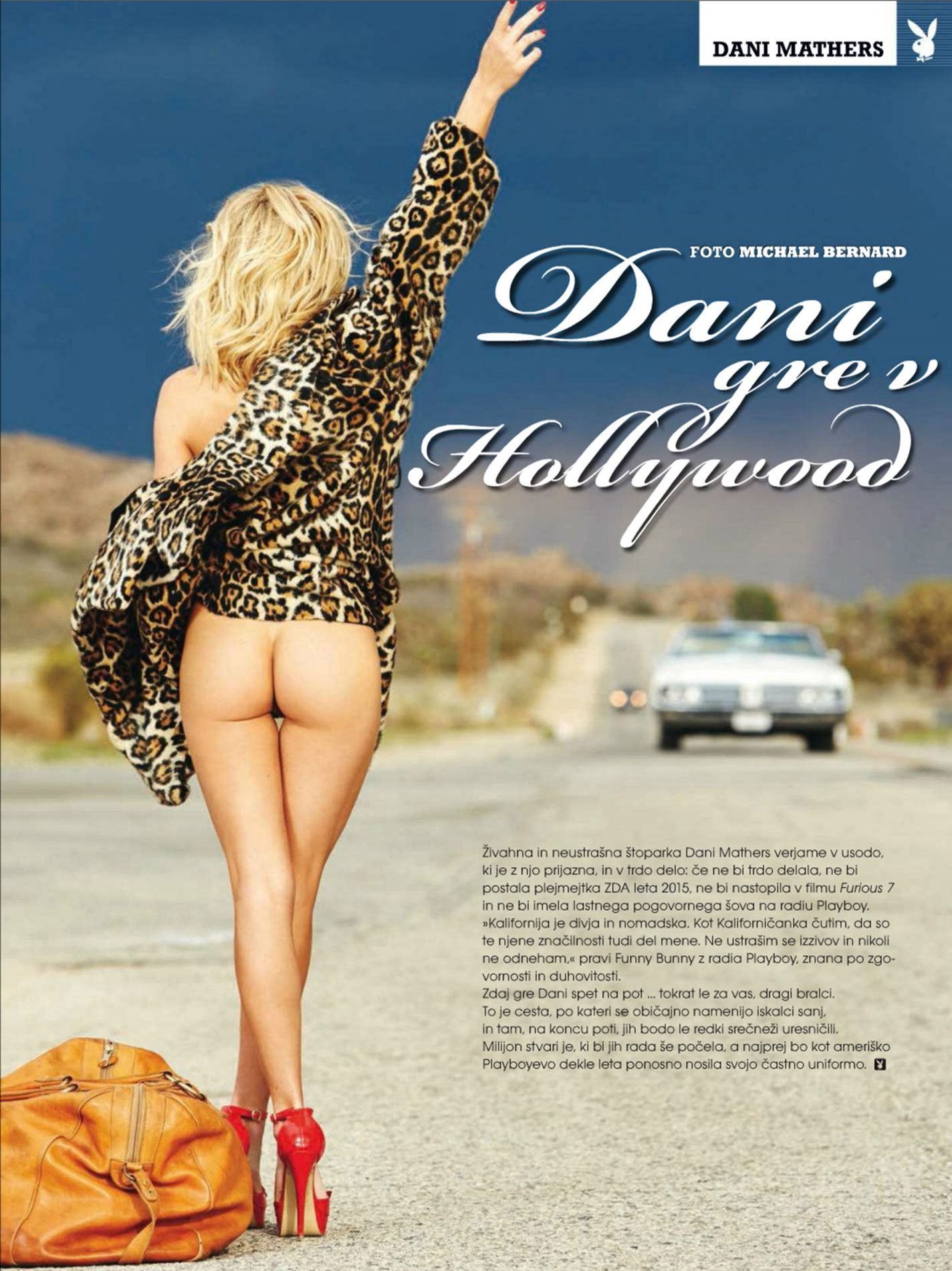 Dani Mathers Nude (8 Photos)