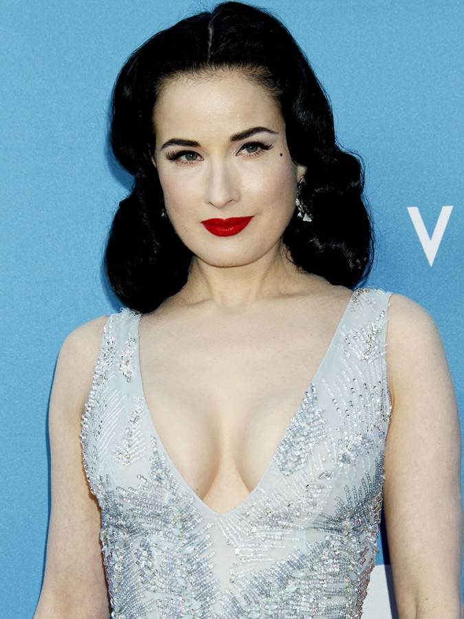 Excellent idea dita von teese fuck sex amusing