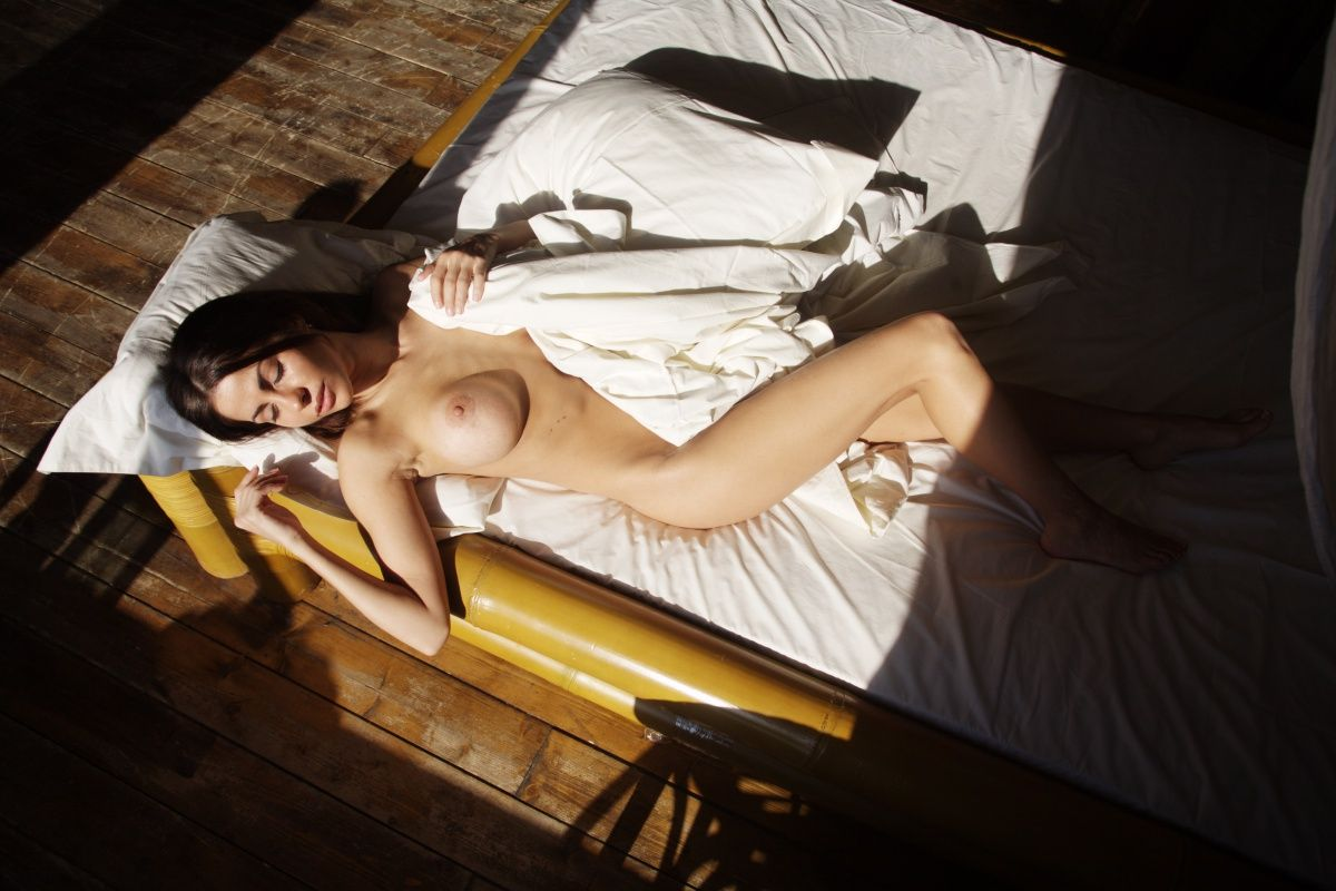 Elena Berkova Naked 6 Photos Thefappening
