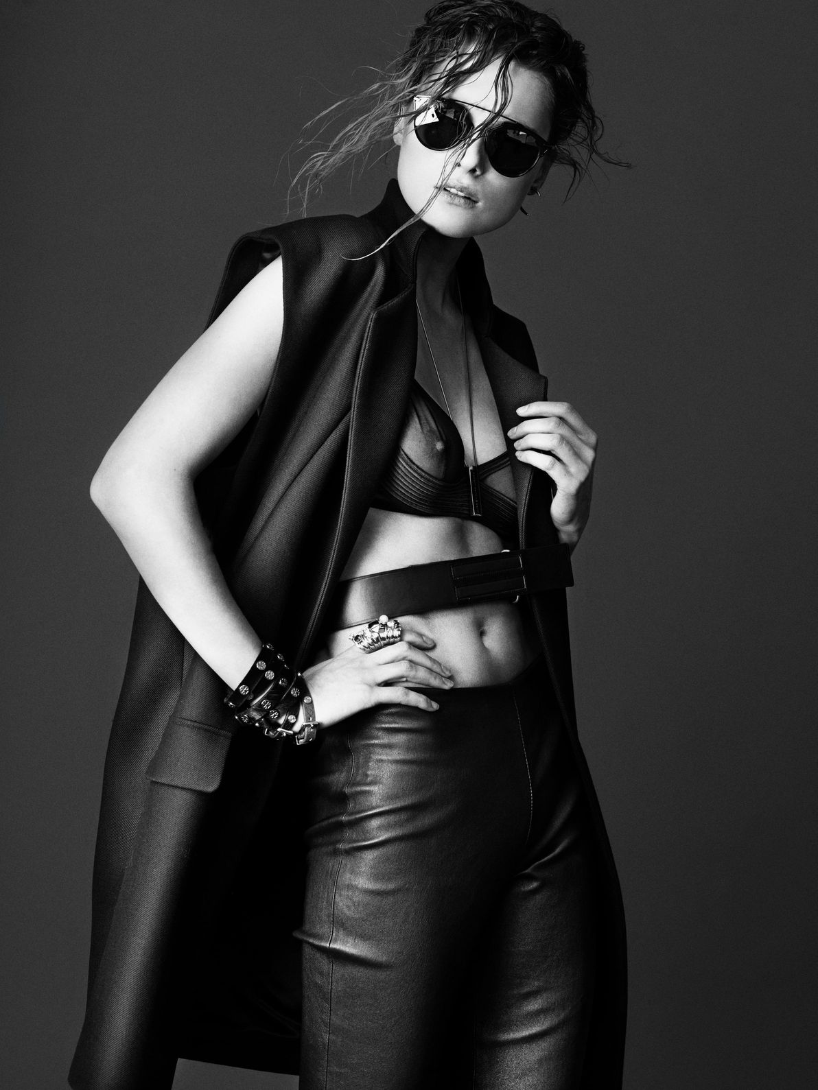Elena Melnik Topless (8 Photos)