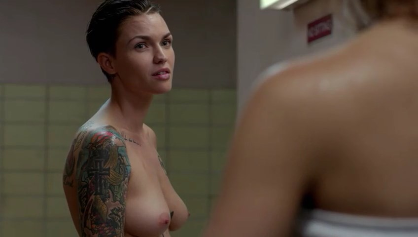 ruby rose nude