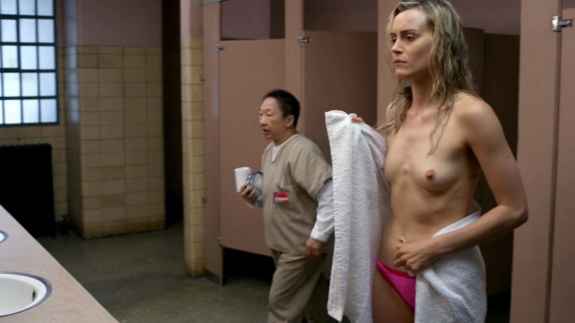 Taylor schilling naked the