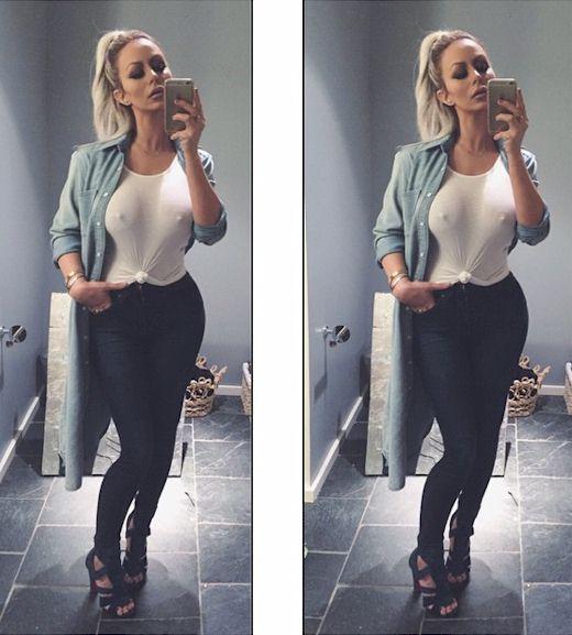 Aubrey O'Day Sexy (7 Photos)