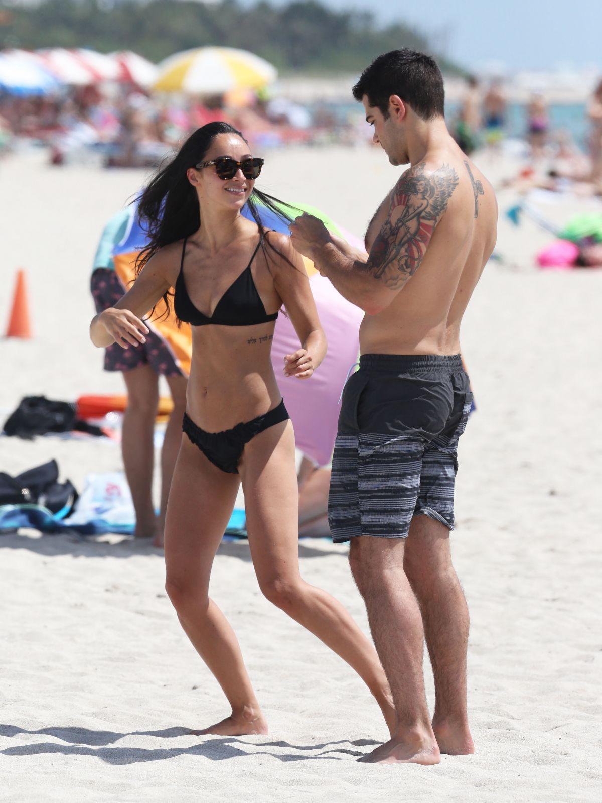 Cara Santana in a Bikini (10 Photos)