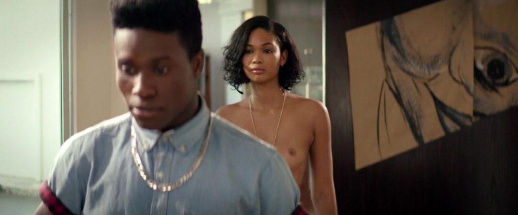 Chanel Iman Nude – Dope (2015) HD 720p / 1080p