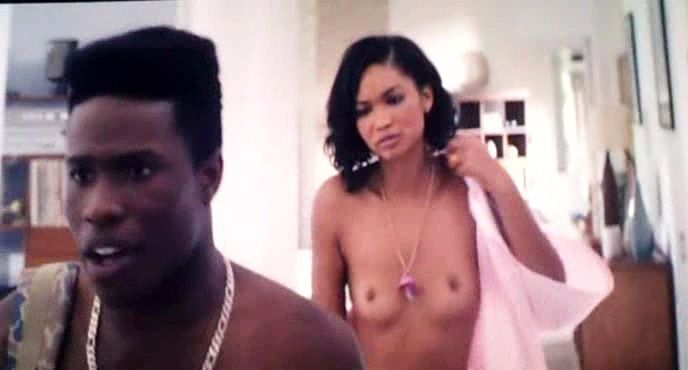 video chanel iman topless dope