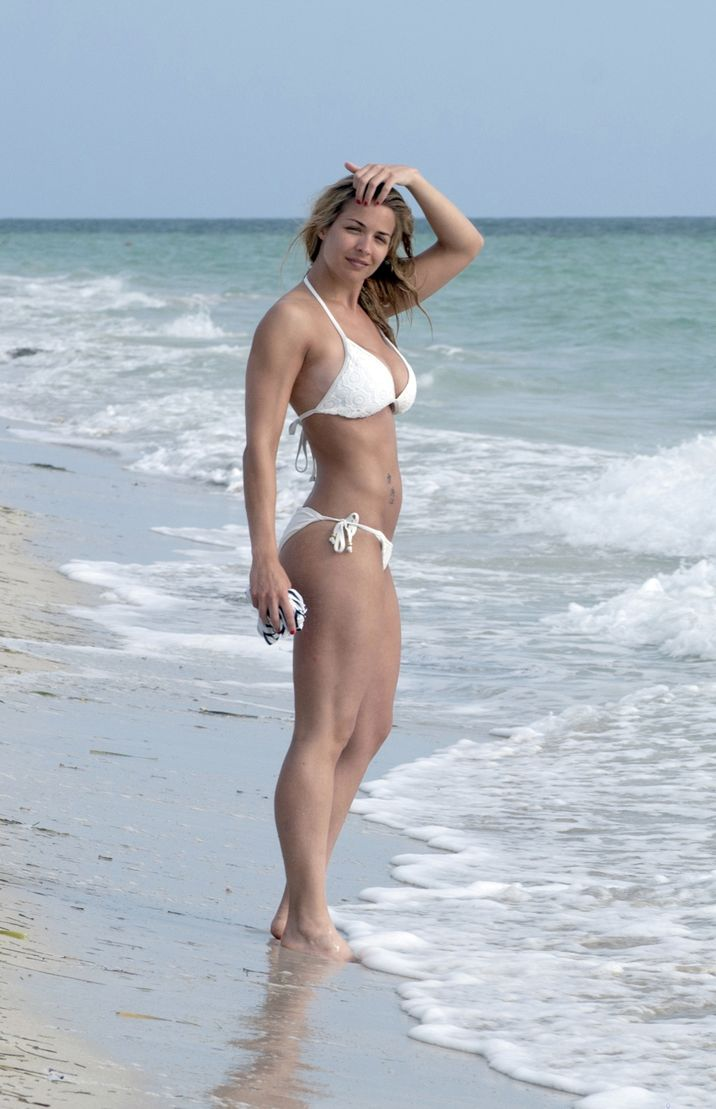 Question Gemma atkinson bikini something