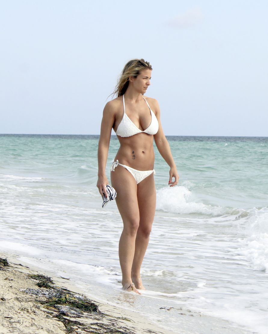 Gemma atkinson bikini you abstract