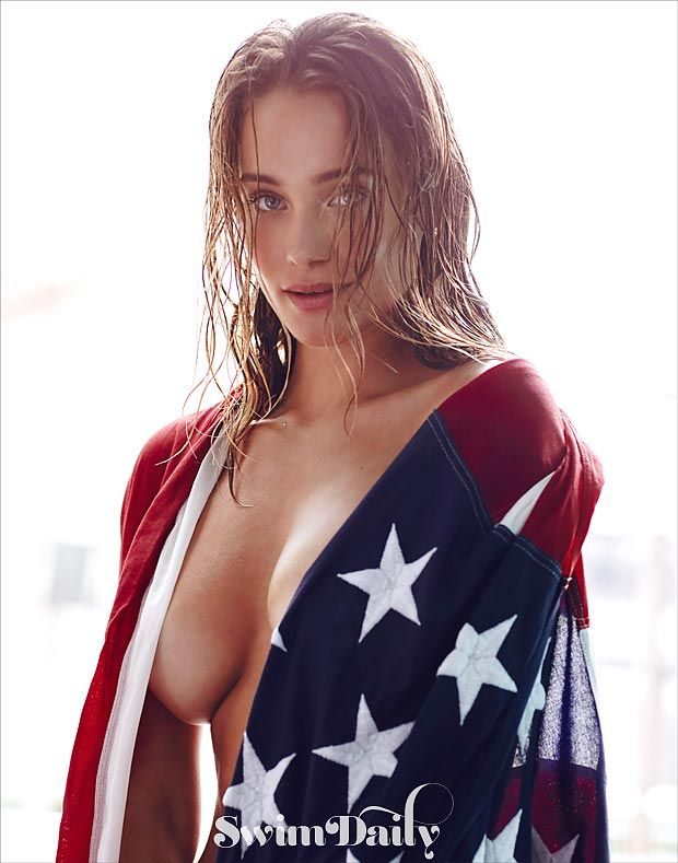 Hannah Davis in a Bikini (15 Photos)