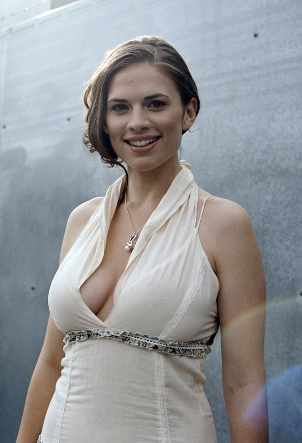 Hayley Of Nude Atwell Pictures