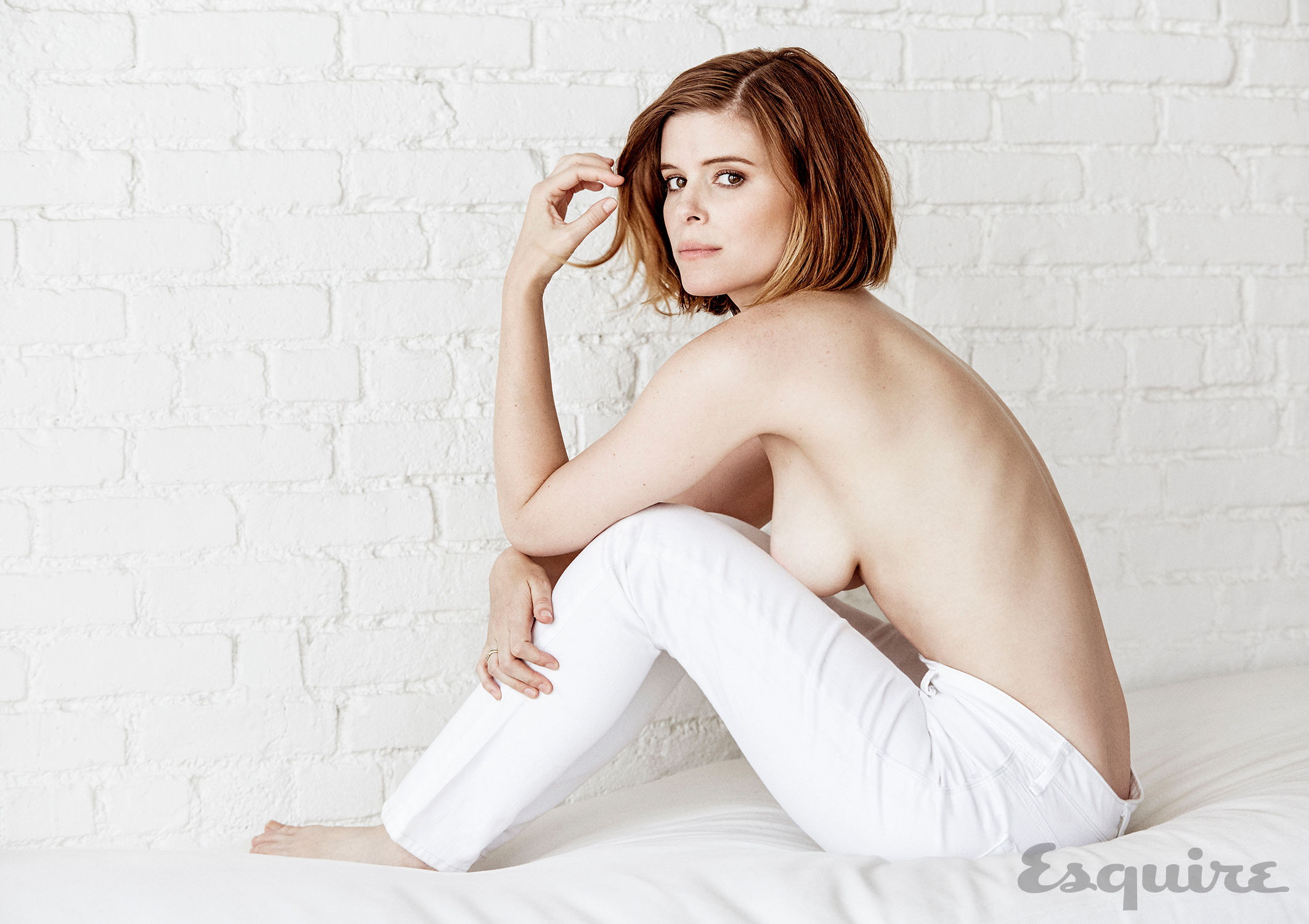 from Aarav nude pics of kate mara