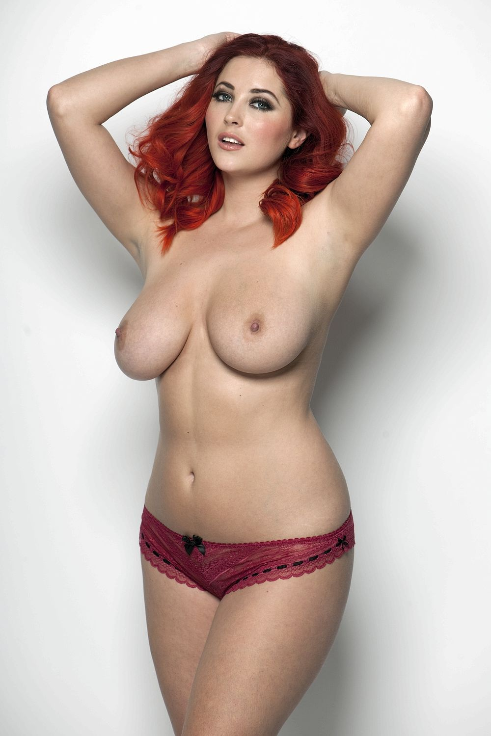 Lucy Collett Topless – Page 3 (3 Photos)
