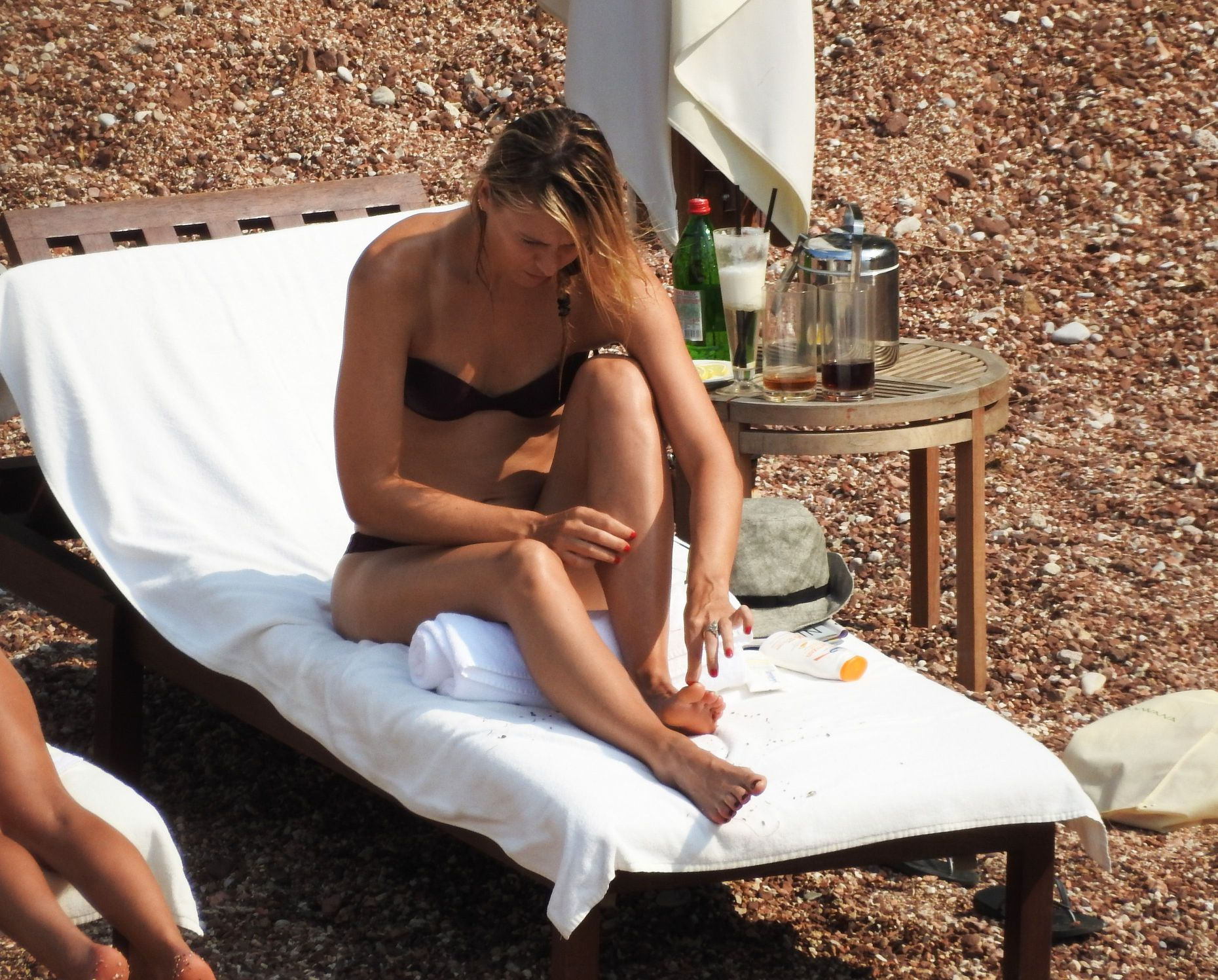 Opinion, Bikini maria paparazzi photo.jpg sharapova spy draw?