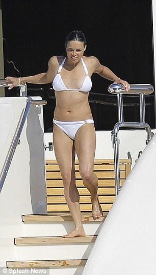 rodriquez bikini Michelle