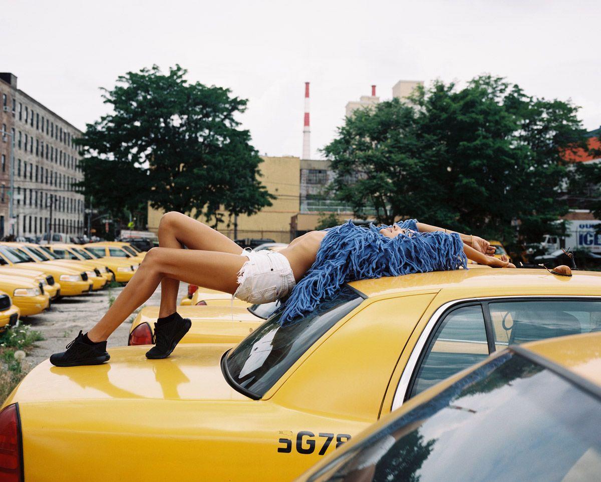 Nancy Gomez Topless (7 Photos)