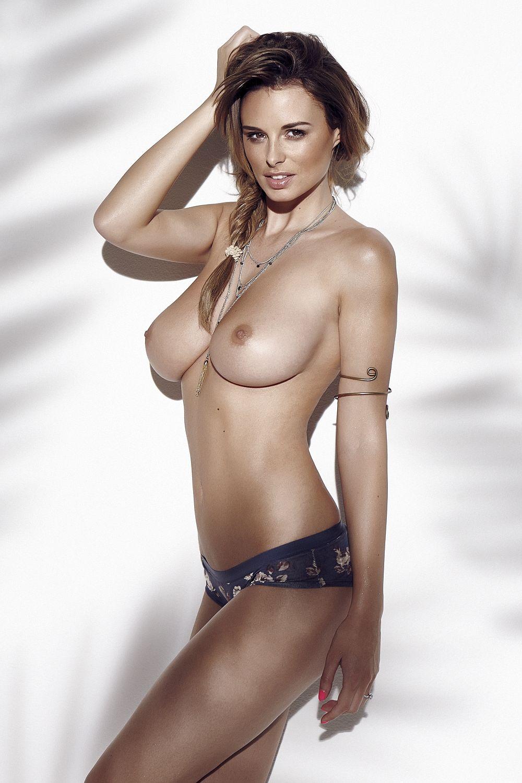 Rhian Sugden Topless (2 New Photos)