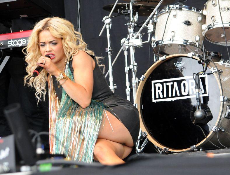 Rita Ora Ass (5 Photos)
