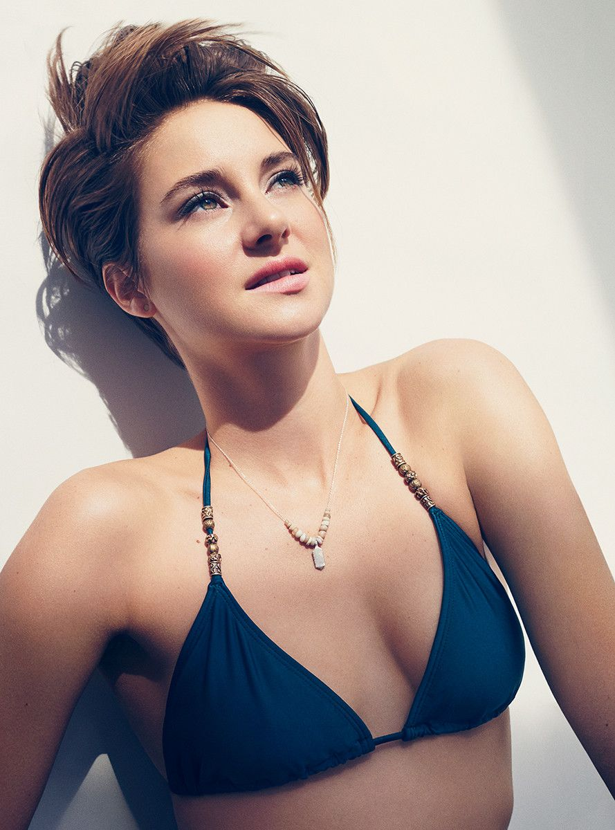 Shailene woodley hot photos