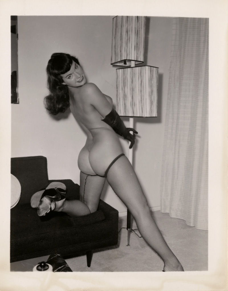 Nude Betty Page 5