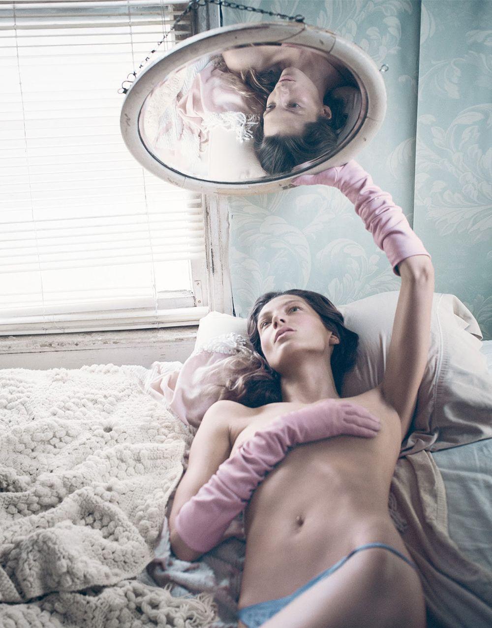 Daria Werbowy Bikini Pics 97