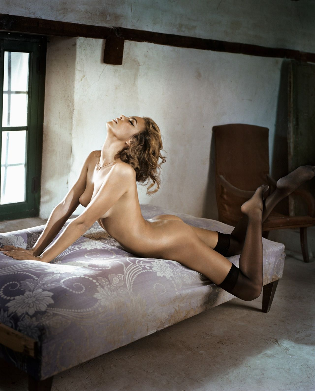 Amateur blonde wife interracial sex
