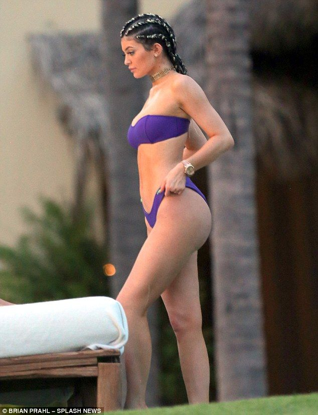 Kylie Jenner in a Bikini (17 Photos)