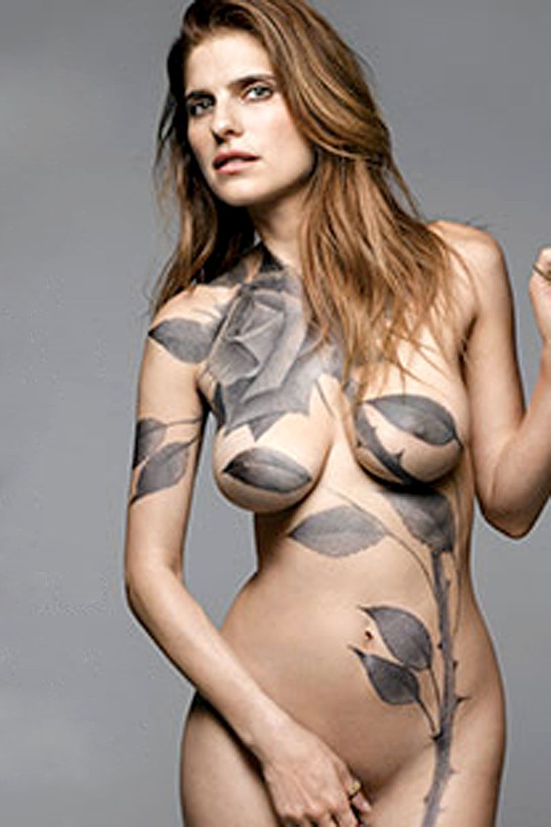lake bell nipple nude