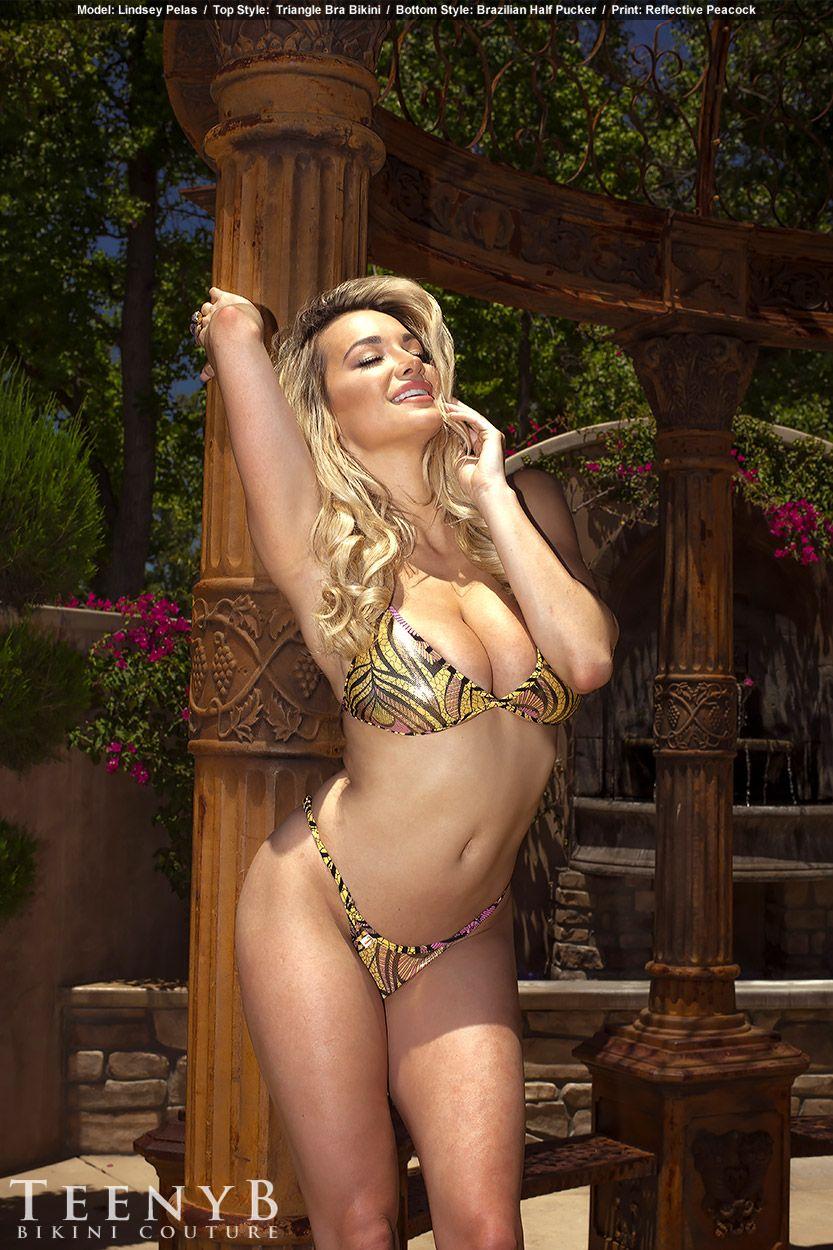 Lindsey Pelas in a Bikini (16 Photos)