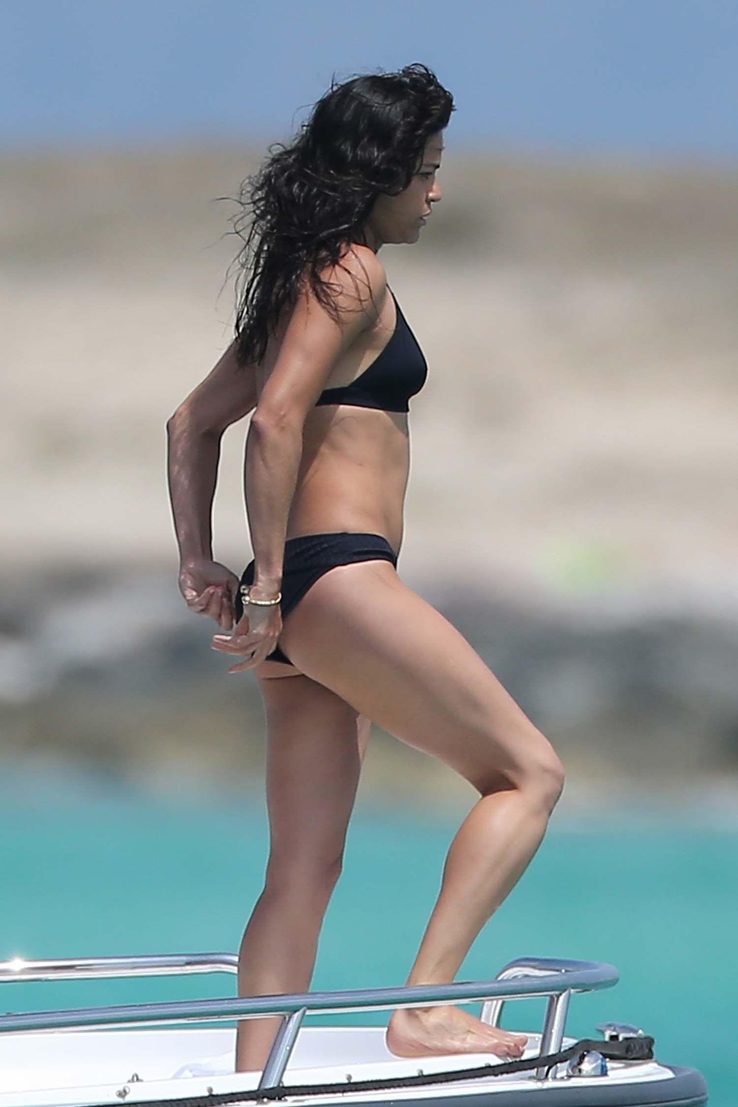 Michelle rodriquez bikini