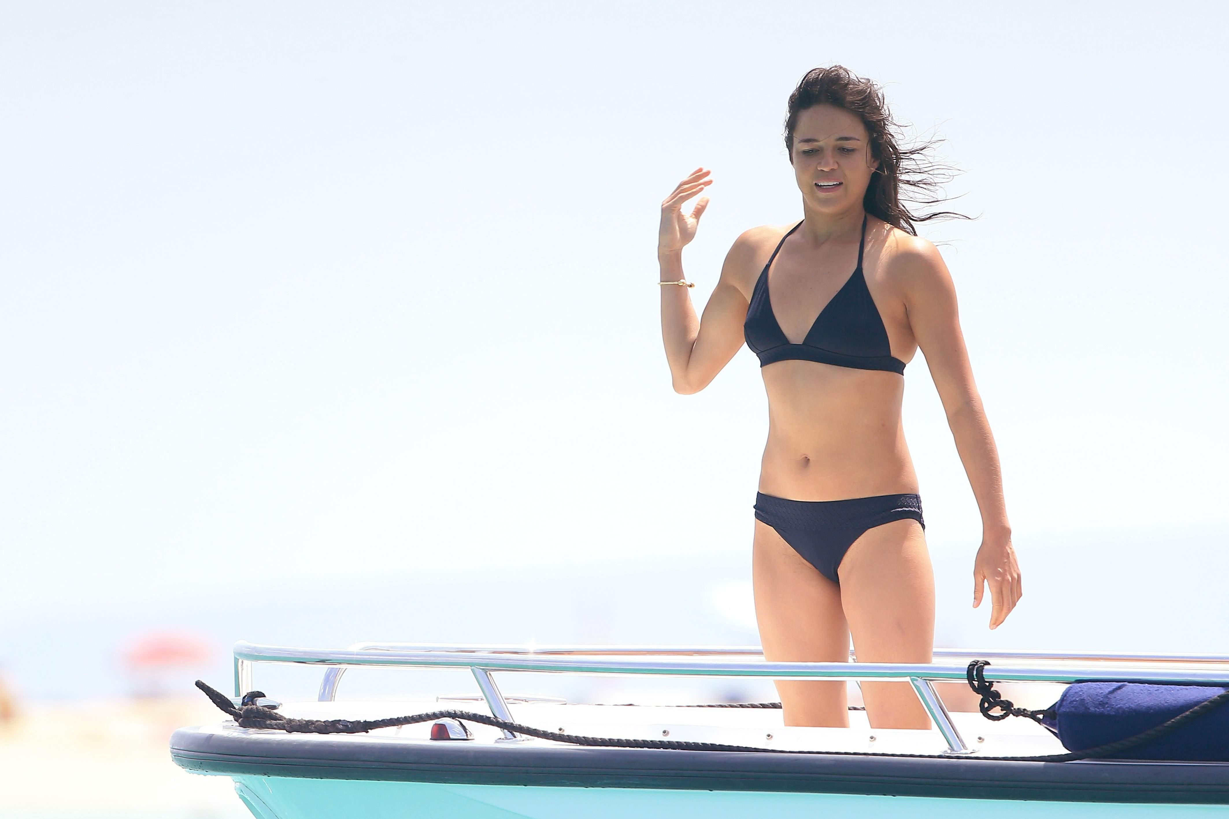 rodriguez bikini Michelle