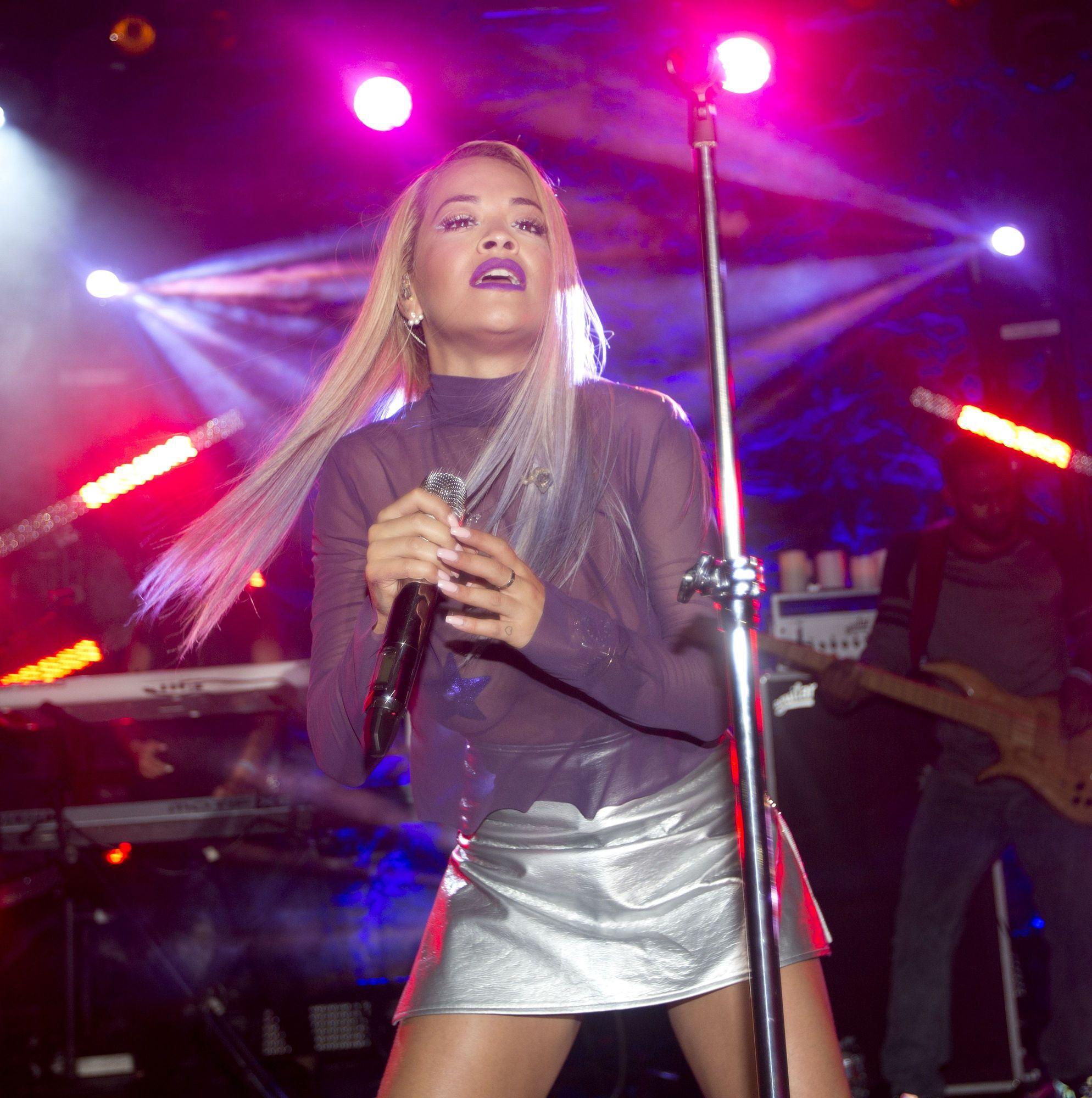 Rita Ora See Through (228 Photos)