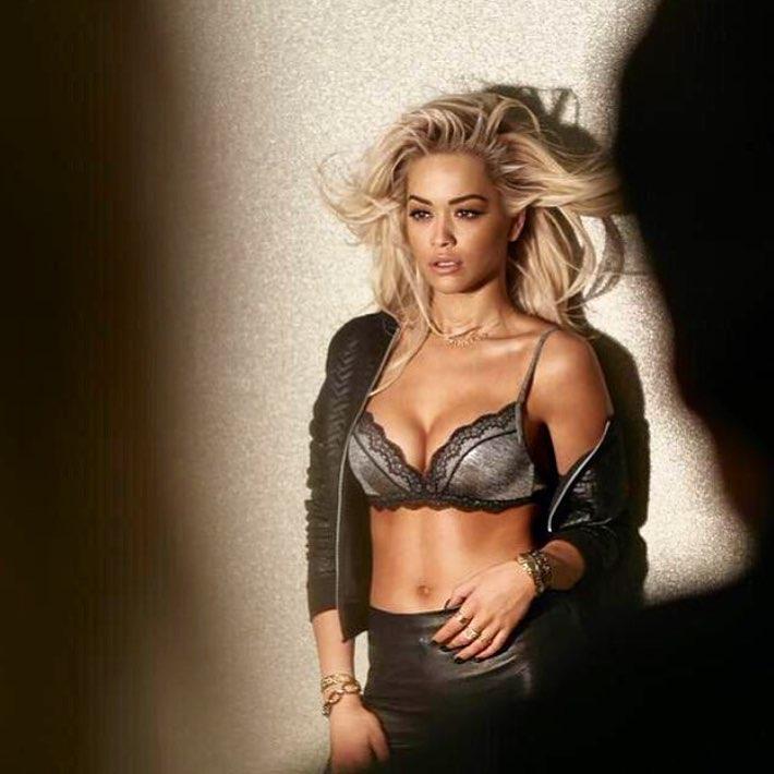 Rita Ora Sexy (4 Photos)
