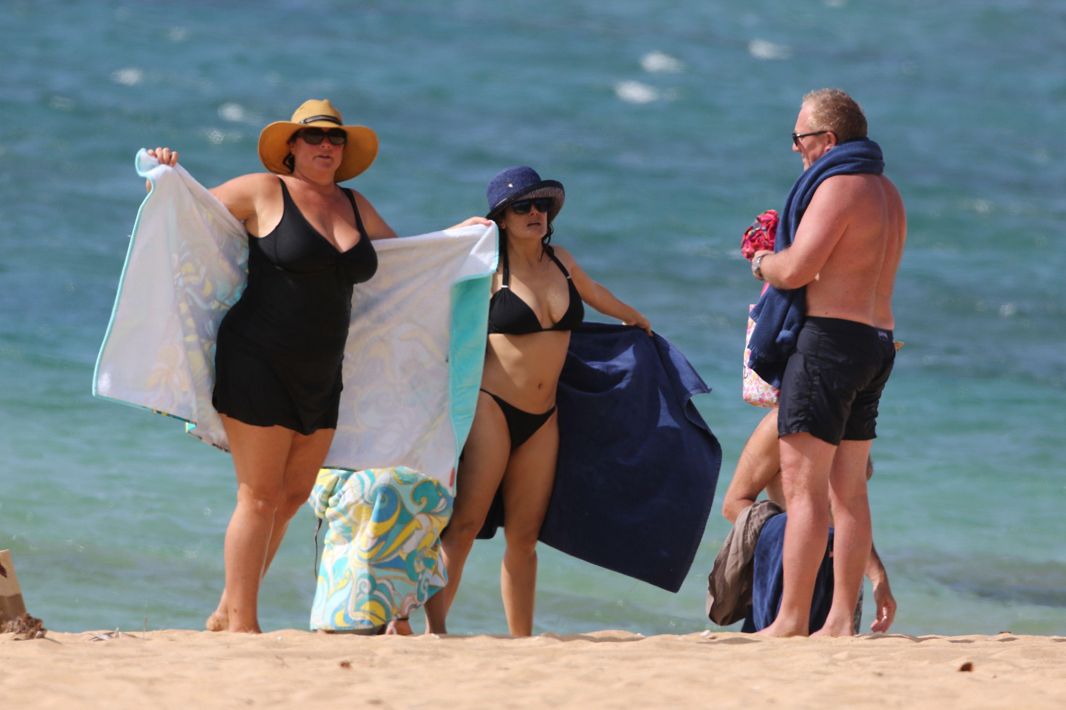 bikini hayek photo salma